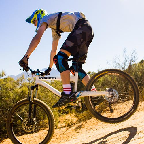 G-Spot Cycling Track